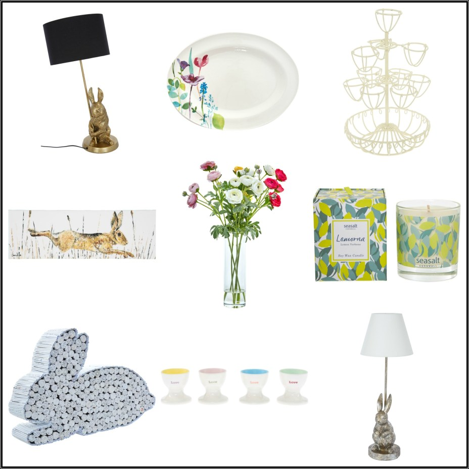 All of these homeware ideas would be great to use at Easter, but equally relevant all year round