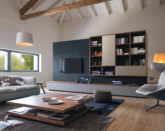 Life on screen: clever ideas for TV stands