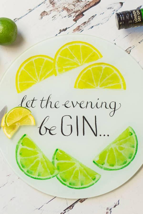 Gin-spiration! Homewares to celebrate World Gin Day