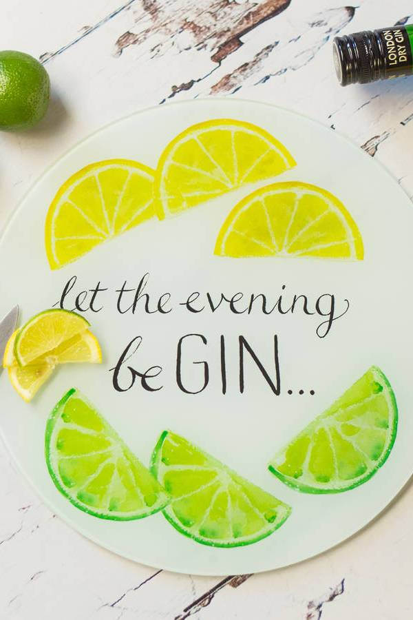 Gin-spiration! Homewares to celebrate World Gin Day