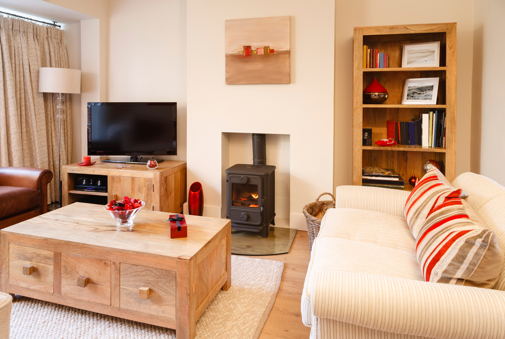 Improve the look of your living room with these five easy steps