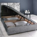 Clever bedroom storage solutions – and win a storage bed