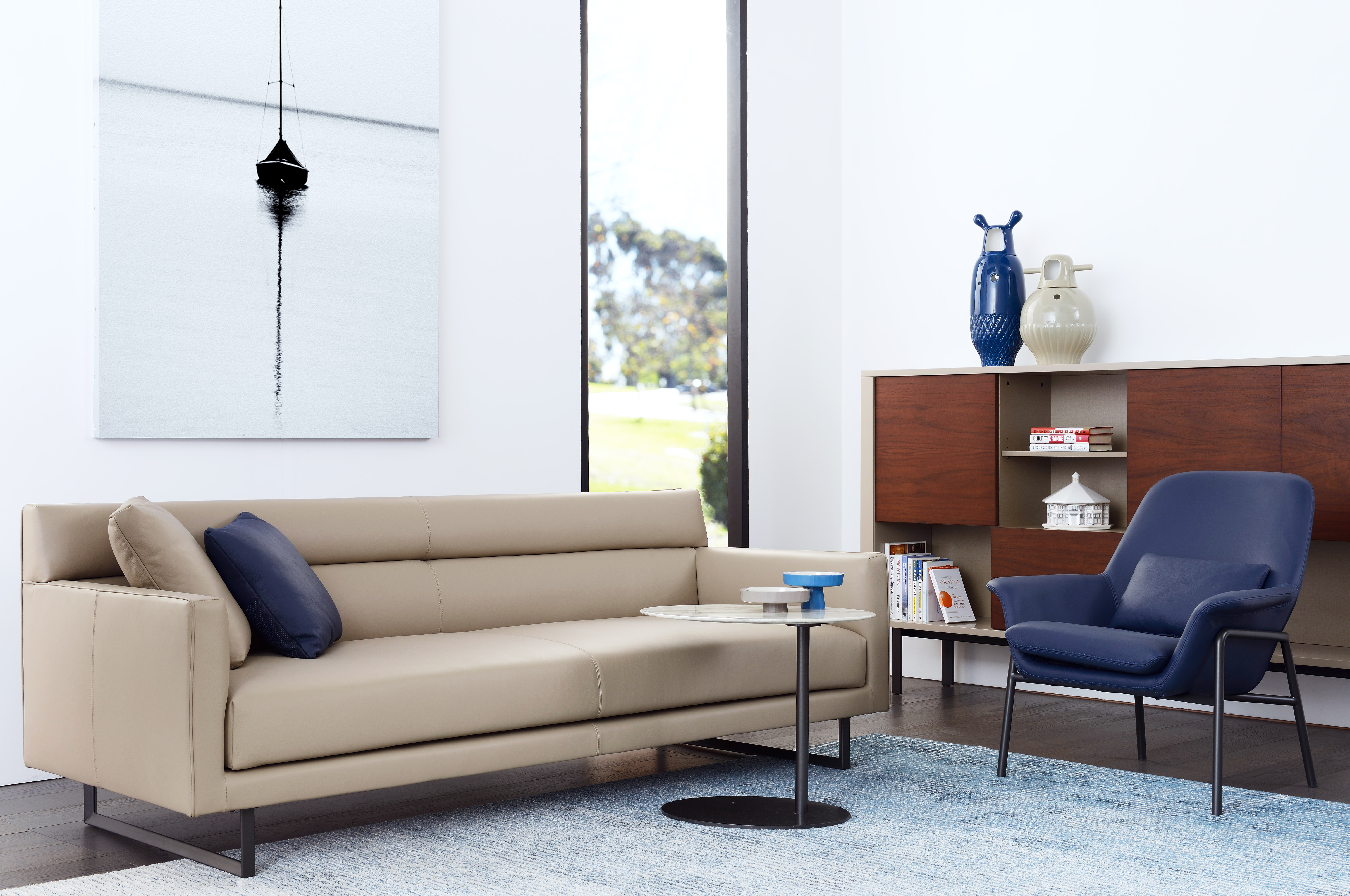 Armor Sofa From Camerich