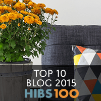 Fresh Design ranked in the top 10 Homes & Interiors Blogs 2015