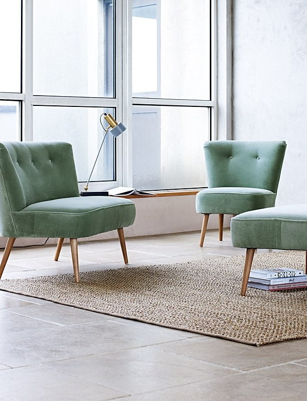 Fresh Design Finds: refreshing green home ideas at Oliver Bonas