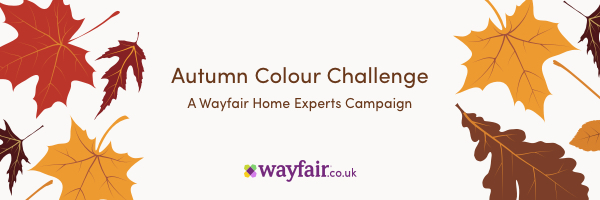 How to style your home for autumn, with homeware from Wayfair