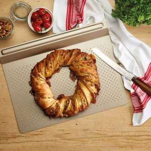 Bake like a pro with a Paul Hollywood baking sheet
