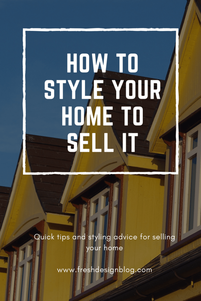 Planning to put your house on the market? Use these practical tips to help style your home with buyers in mind and give it the best chance of selling.
