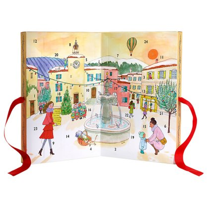 Countdown to Christmas in style with a L'Occitane advent calendar