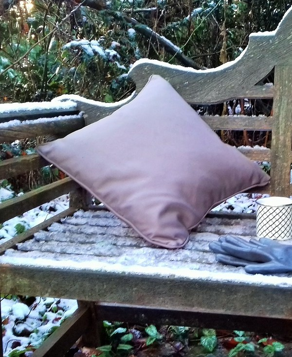 Product review: outdoor scatter cushion from Sloane and Sons