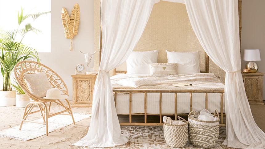 Exotic maisons du monde style bedroom