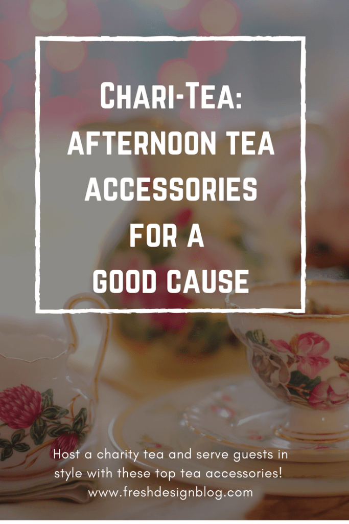 The best accessories for a perfect afternoon tea party