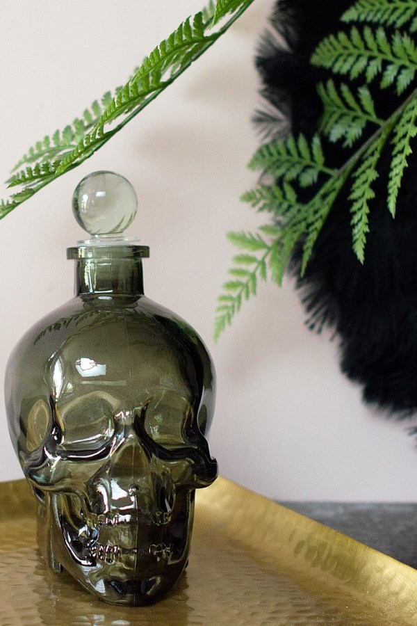 Quirky Gothic home décor for Halloween and beyond