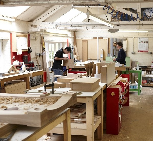 Solid heritage: an interview with James Ryan from the Edward Barnsley Workshop