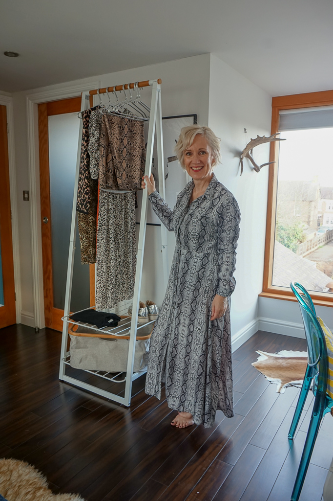 Linn laundry collection from Brabantia review