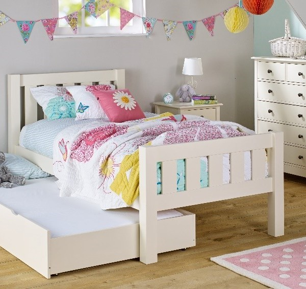 Minimal space? Six tips for designing your child's room