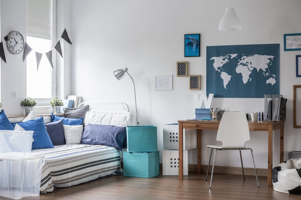 Ideas and inspiration for adapting your child's room into a perfect teenage bedroom