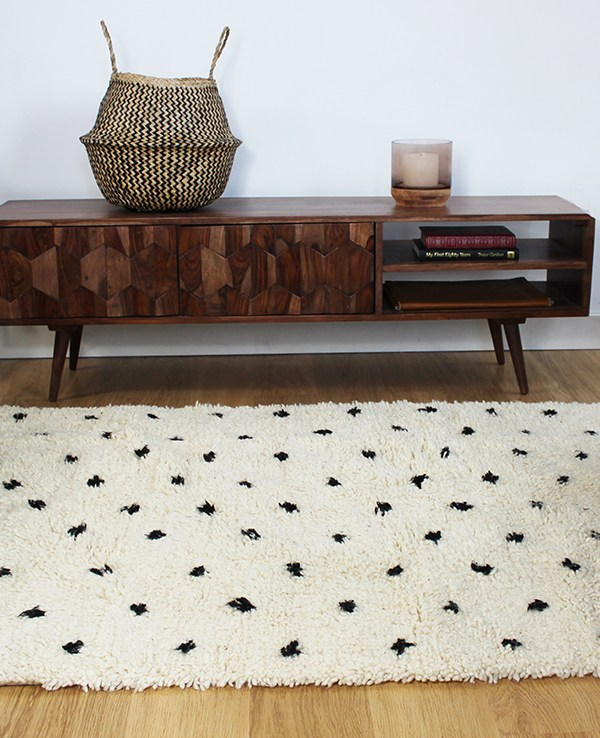 Artisan Made Moroccan Rugs from Harfi