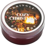 Cozy Christmas scented candle by Kringle