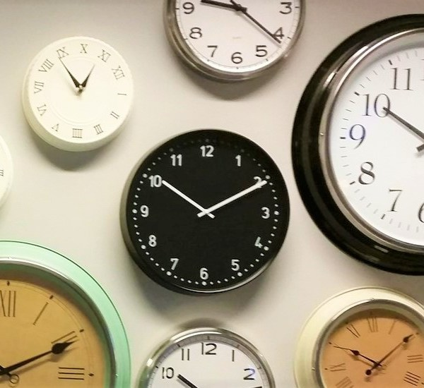 Tick Tock: 10 Cool Clocks To Brighten Your Home