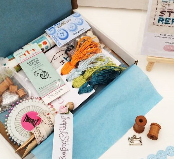 10 British-based Craft Companies Who Deliver By Post