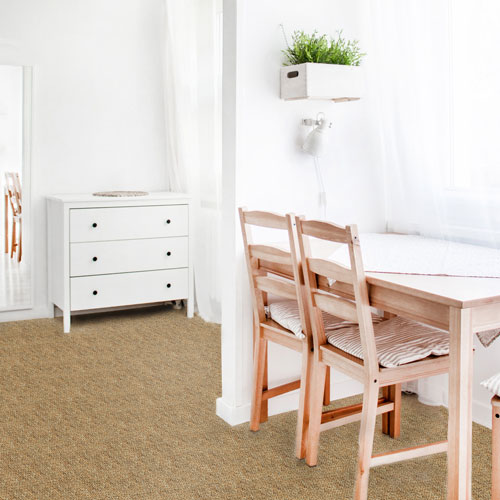 Sisal carpet is a hard-wearing and durable form of designer carpet for use in a home