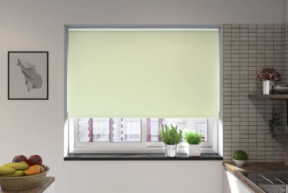 Discover how to install a ready made roller blind in your home