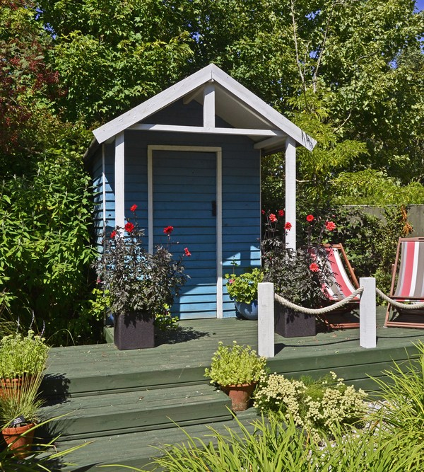 8 Simple Ways to Transform Your Shed