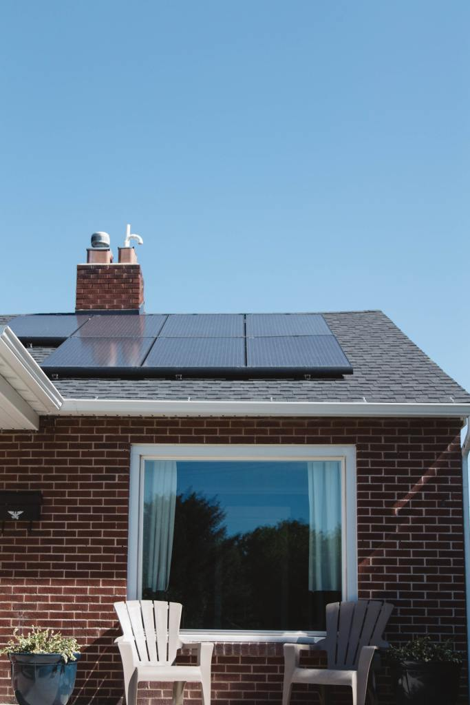 Solar panels can be a good long term investment for your home