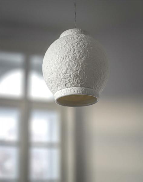 Luminoza lamp WORTH Project interior design