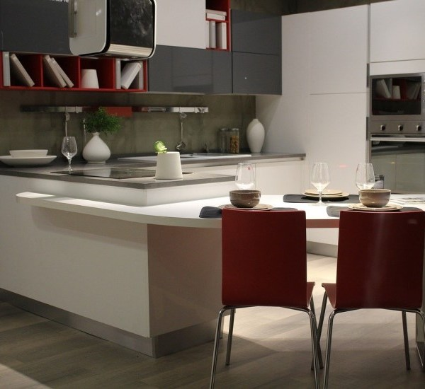 How To Make a Small Kitchen Look Larger