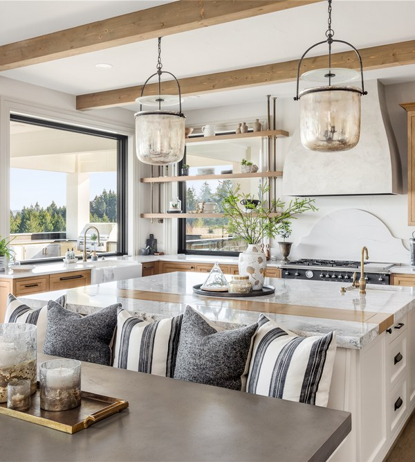 How to Create a Country Kitchen