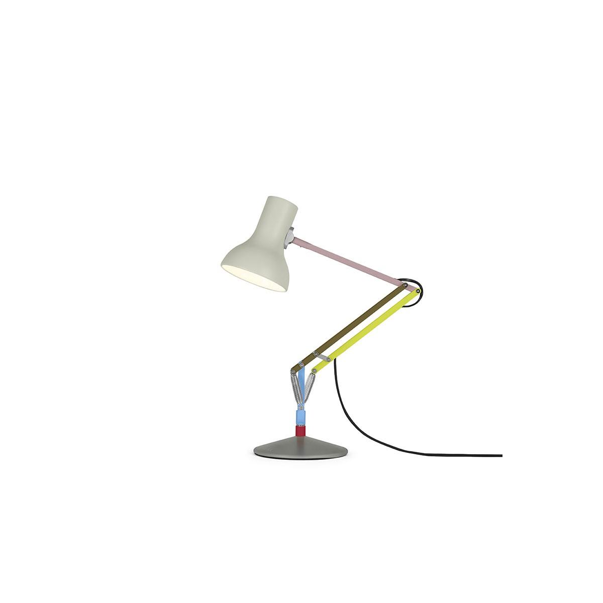 carta da parati a righe firmata da paul smith per maharam. Anglepoise Lampada Da Tavolo Type 75 Mini Paul Smith