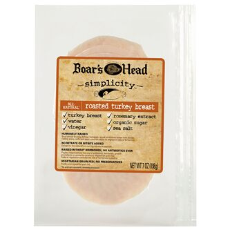 Order Boar39s Head Simplicity PreSliced All Natural