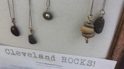 leveland Ohio Hessler Street Fair handmade jewelry Kimberly Monaco