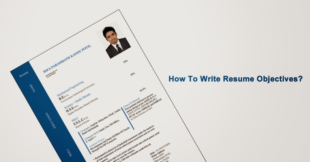 Top 100 Sample Resume Objectives - Career Objective Example