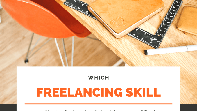Which Freelancing Skill Will Help A Fresher When Finding Jobs Become Difficult