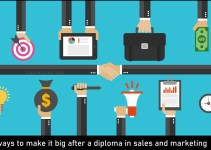 5 ways to make it big after a diploma in sales and marketing