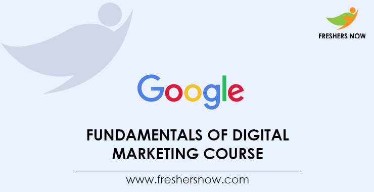 Organize and share your learning with class central lists. Fundamentals of Digital Marketing Course - Features ...