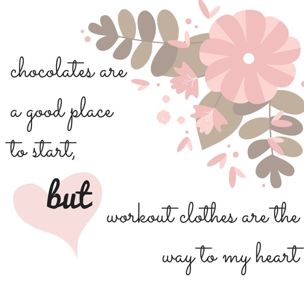 chocolates are a good place