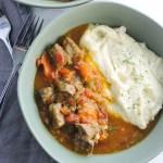 Italian Style Beef Stew