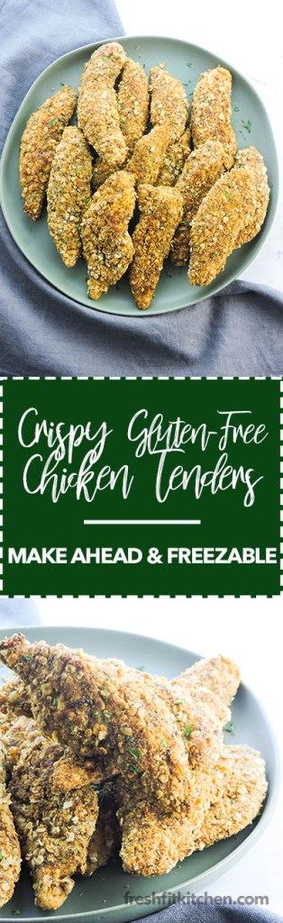 Crispy Gluten Free Chicken Tenders