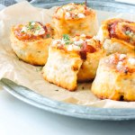 Easy Healthy Pizza Roll Ups