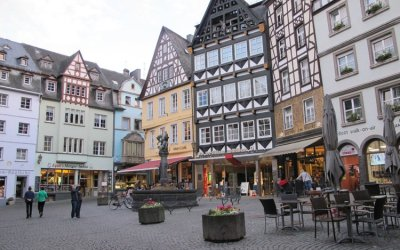 Cochem, Germany ~ Europe Trip Food Feature
