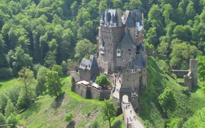 Burg Eltz Castle ~ Europe Trip Food Feature