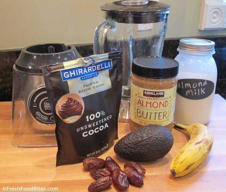These Banana Chocolate Milkshakes are every bit as satisfying, decadent, creamy, and delicious as traditional sugar and fat-laden chocolate milkshakes, without all the unhealthy fat and sugar. With nutrient-boosting ingredients like avocado, banana, and dates, your body will thank you for this healthy treat that has no added sugar! Plus, kids love this satisfying treat and won't know you're feeding them something healthy!