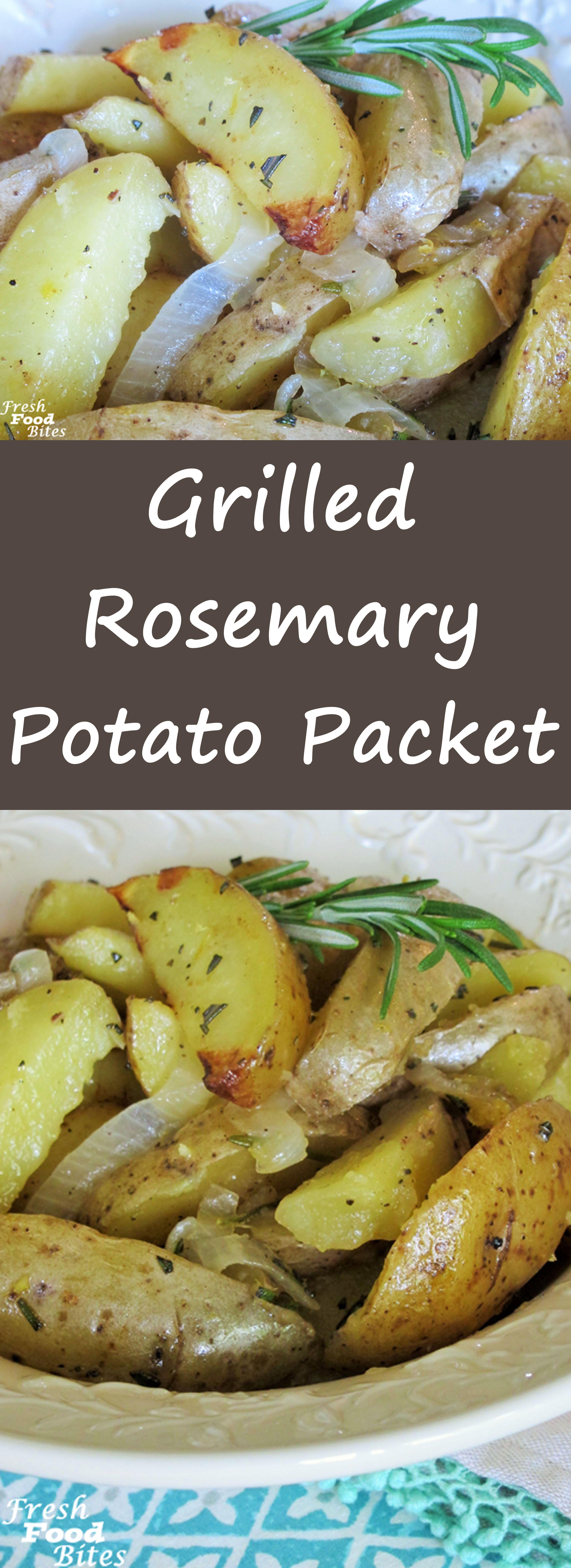 Rosemary Potato Packet