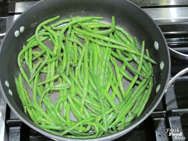 How To Steam-Sauté Vegetables