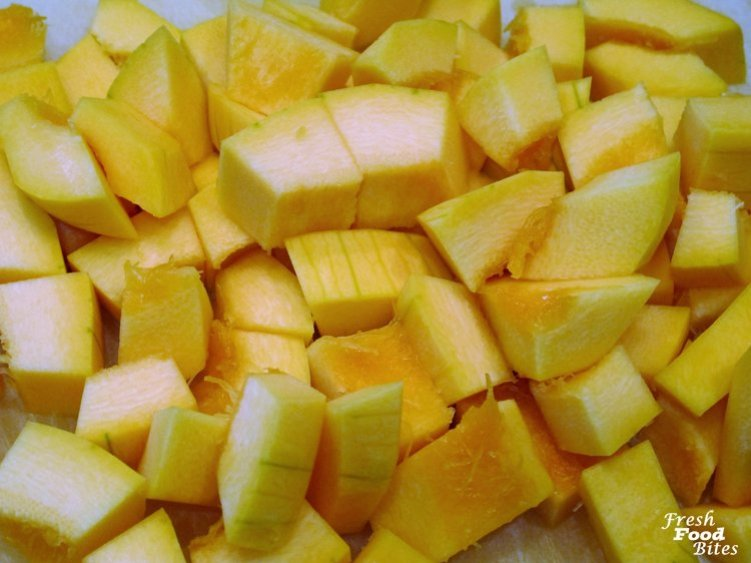 how to cook pumpkin meat