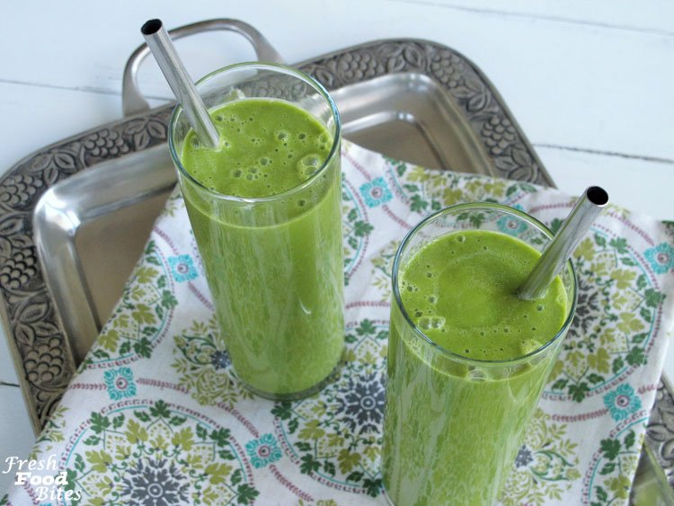 Beet Green Smoothies (Kid-Approved!)